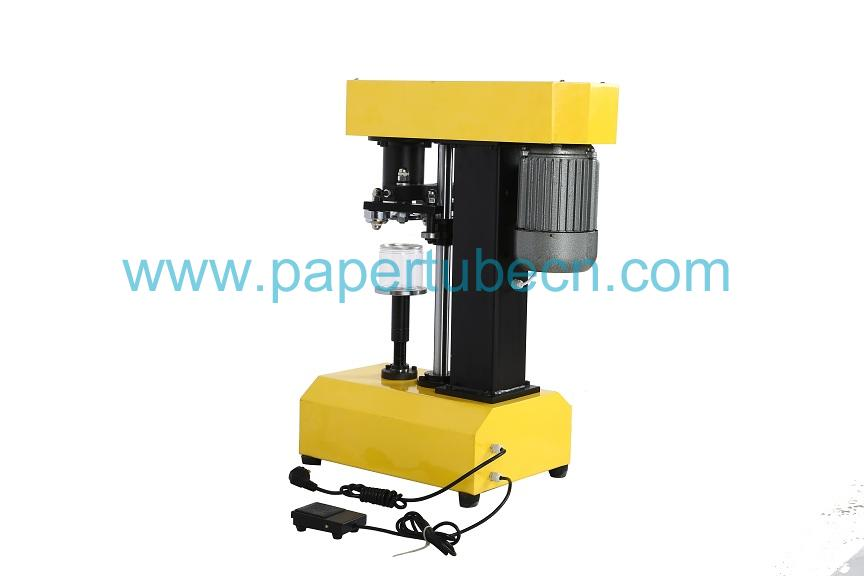Easy to operate can sealing machine