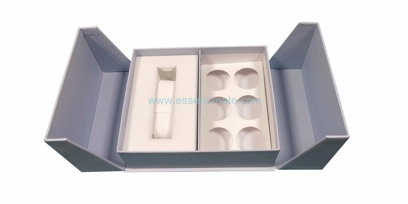 Packaging Box with Double Doors