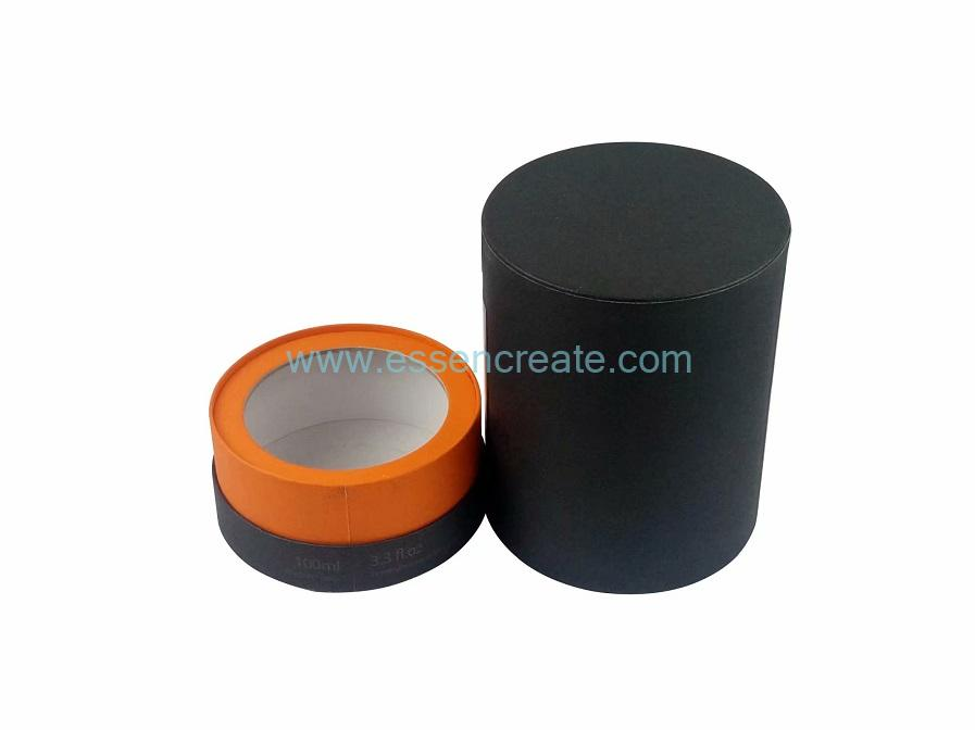 Perfume Packaging Paper Round Box