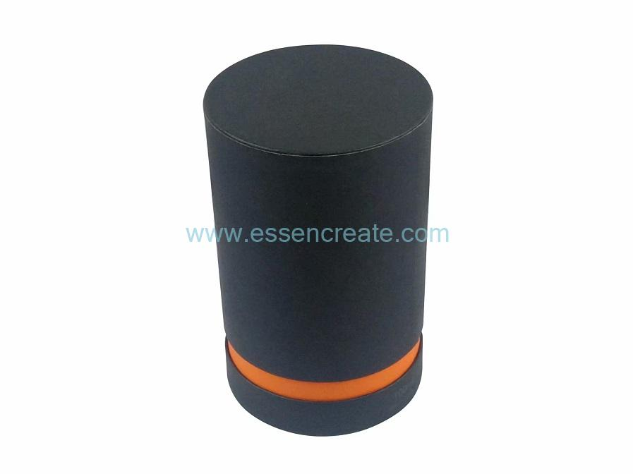 Two Pieces Cylinder Hat Box