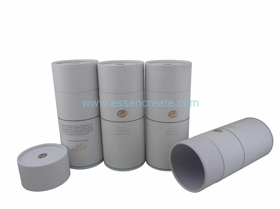 Paper Gift Wine Bottle Packaging Canister