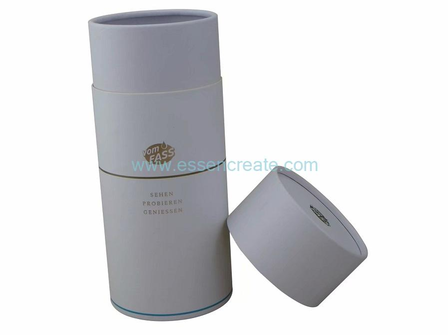 Wine Bottle Packaging Canister