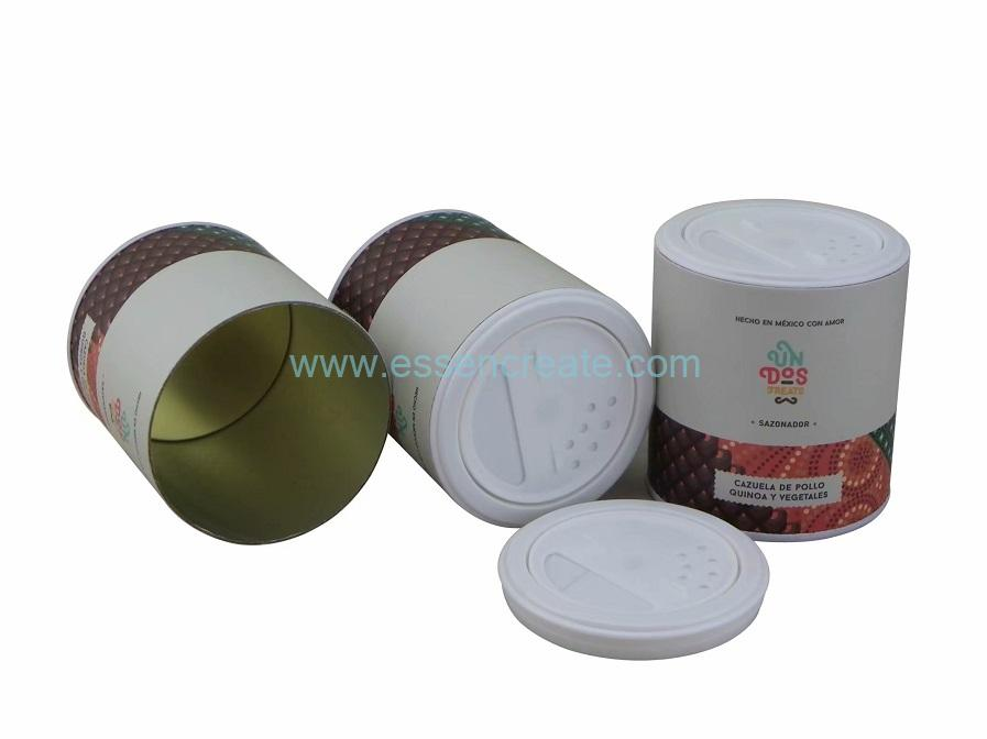 Cylinder Pet Food Packing Cans