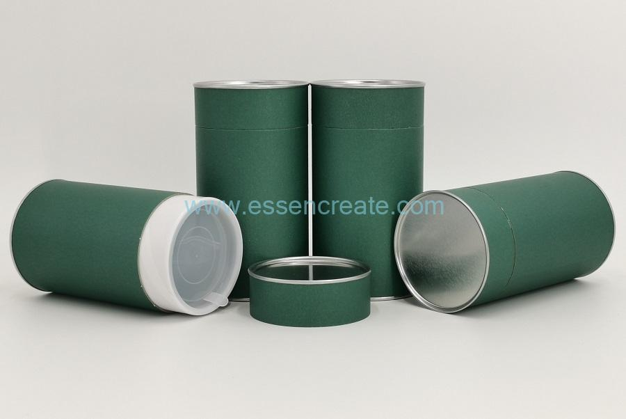 Coffee Packaging Canister
