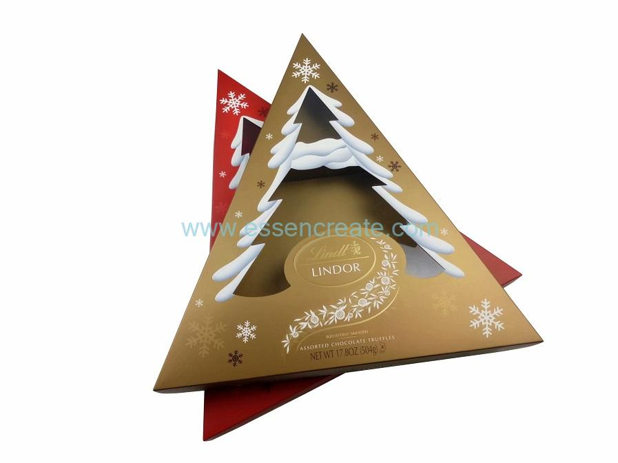 Christmas Chocolate Packaging Gift Box