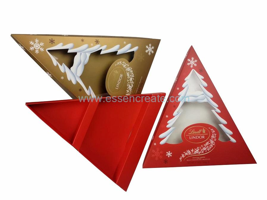 Chocolate Packaging Ivory Board Box