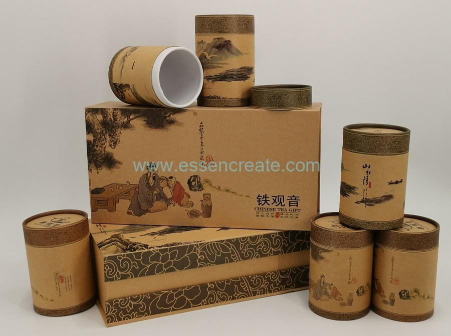 Paper Box and Cans Supplier