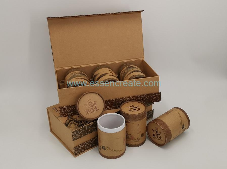 Cardboard Canister and Box Suppliers
