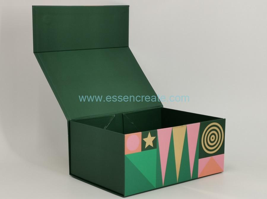 Folding Chocolate Packing Box