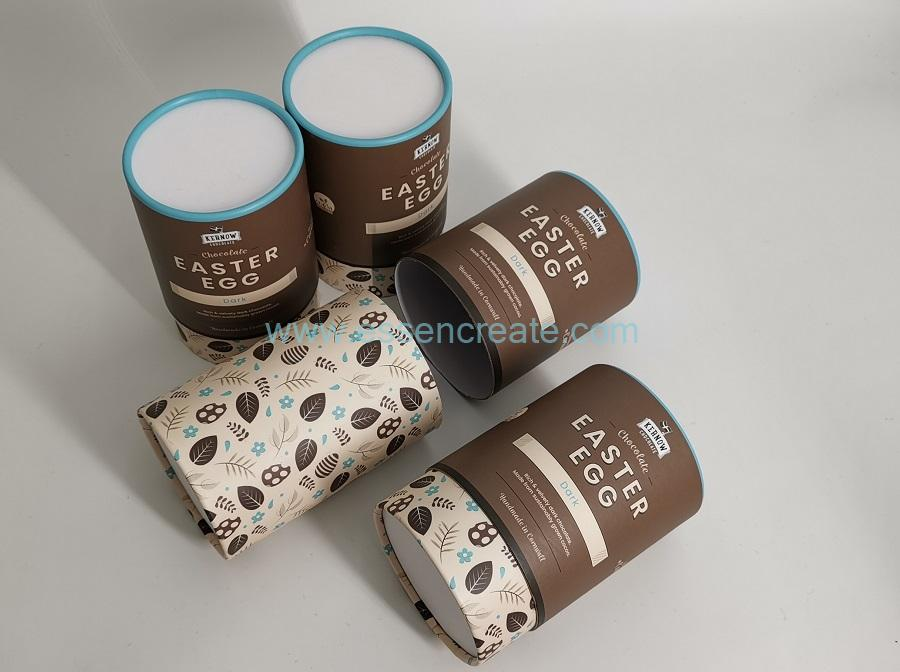 Chocolate Packaging Crimping Cans