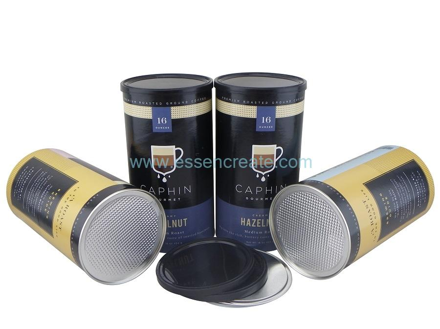 Coffee Packaging Composite Cans
