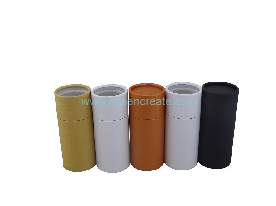 Kraft Paper Canister