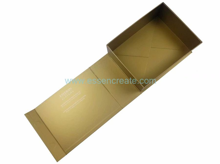Collapsible Perfume Packaging Paper Gift Box