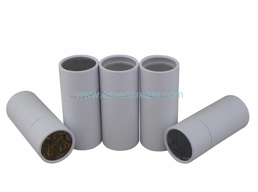 Paper Tube with window