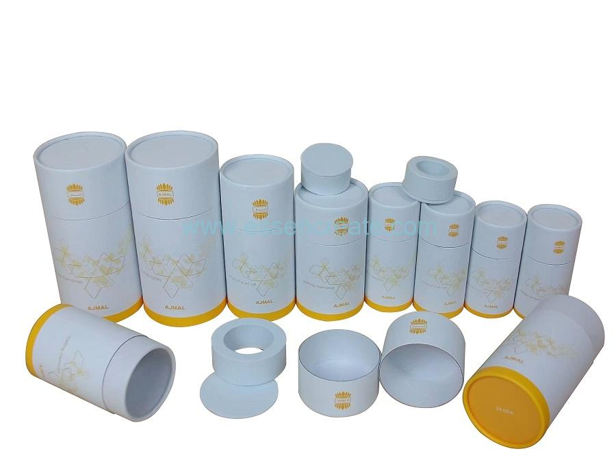 China Cosmetic Paper Canister