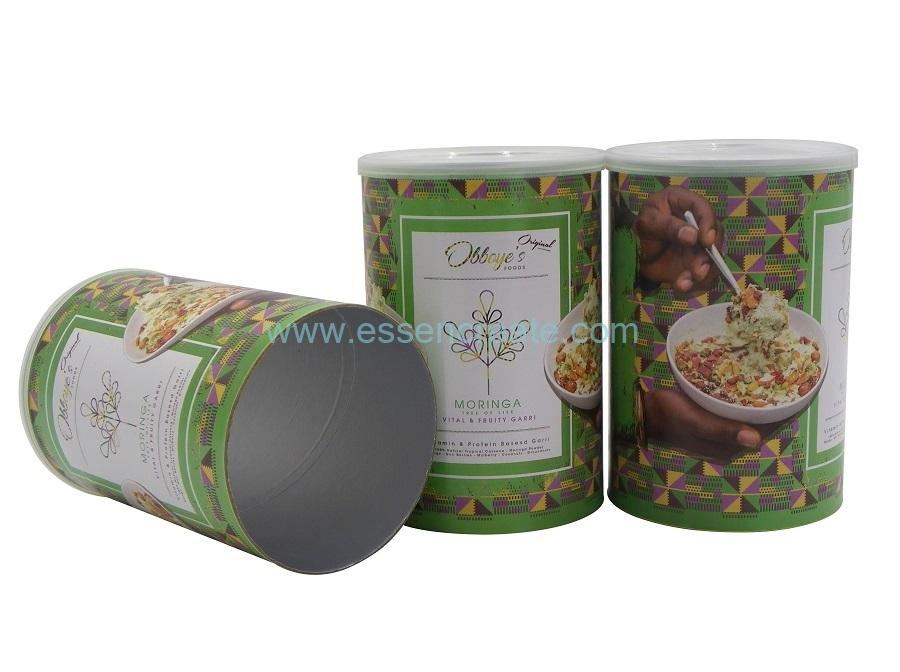 China Composite Paper Cans