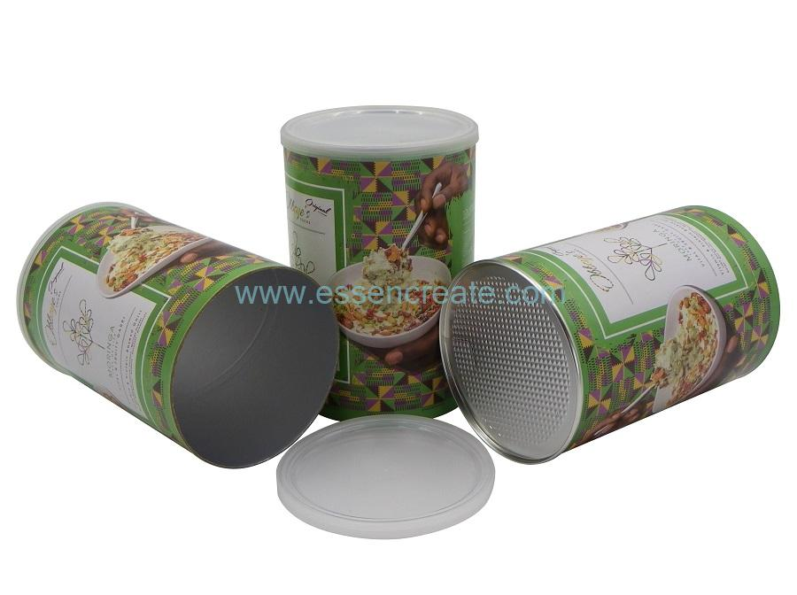 Composite Paper Cans Supplier