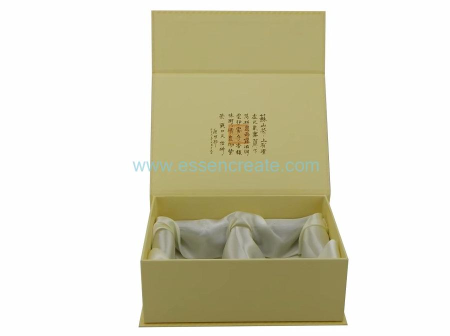 Tea Paper Canister Packing Box and Bag
