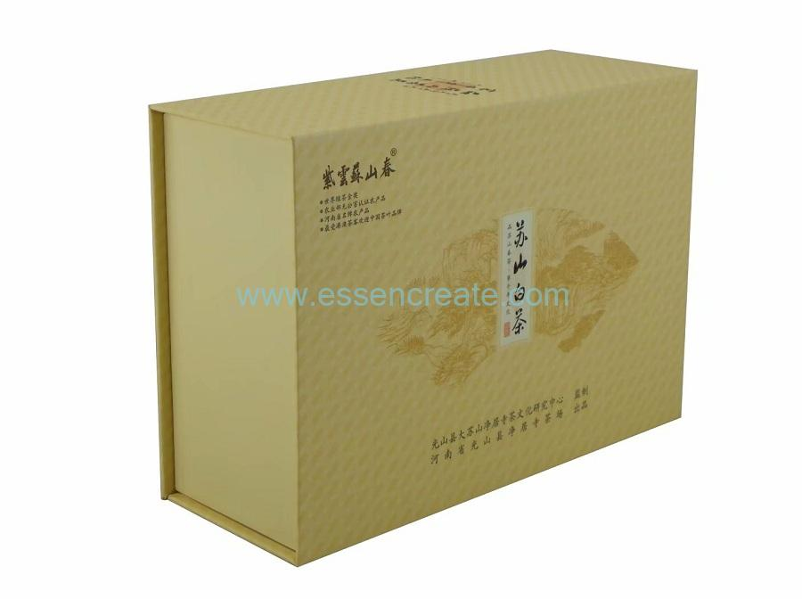 Composite Paper Cans Packing Gift Box