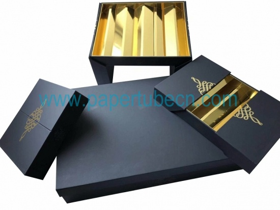 Stand Display Chocolate Bar Packaging Gift Box