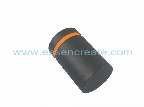 Flat Round Hat Tube Box