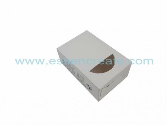 Tea Packaging White Card Box