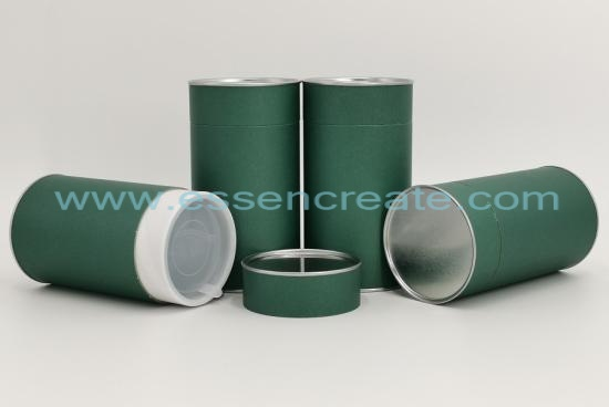Coffee Packaging Paper Cans