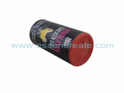 Salt Dispenser Paper Tube