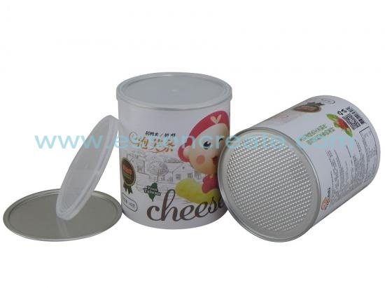 Puff Packaging Cans