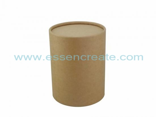 Brown Kraft Paper Tube