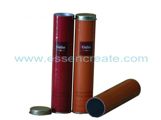 Truffles Packaging Paper Tube