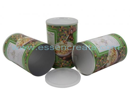 Rice Packaging Composite Paper Cans