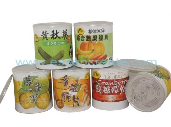 Composite Food Packaging Paper Tube