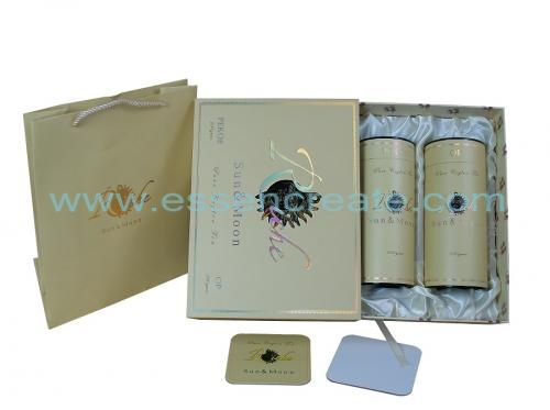 Sliding Drawer Tea Gift Box