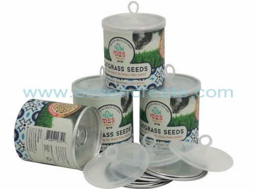 Composite Seeds Packaging Paper Cans
